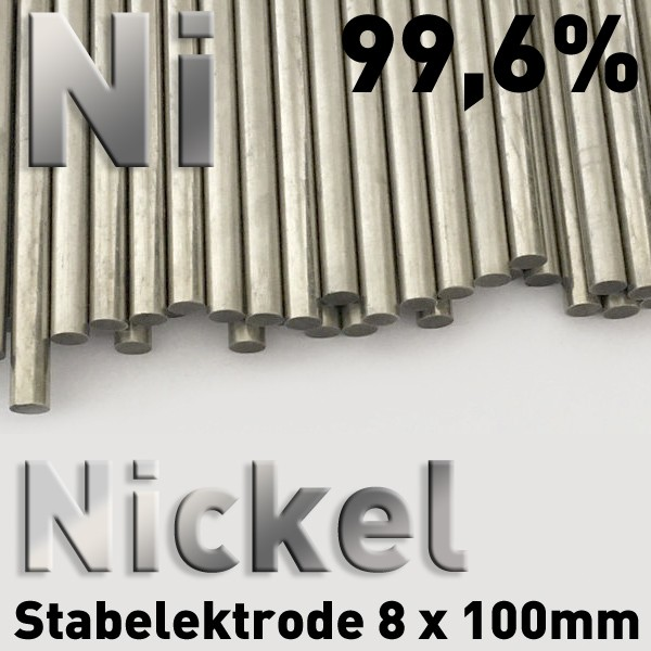 Nickel-Elektrode 8 mm
