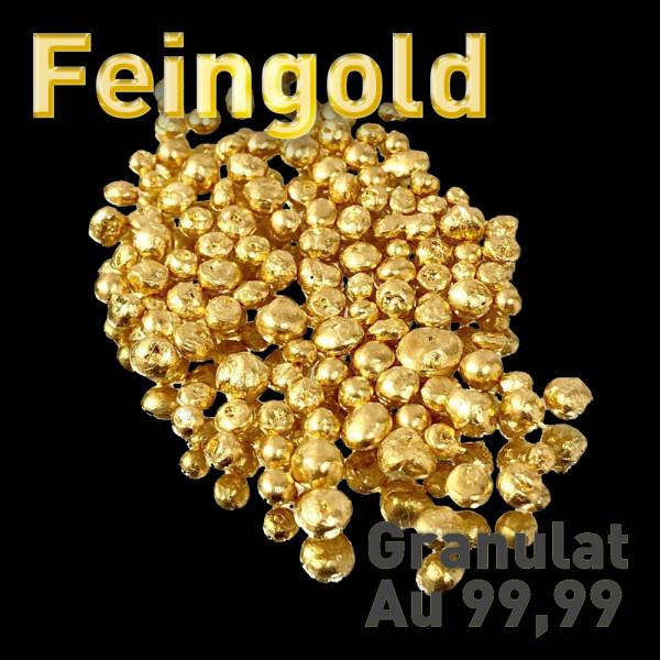 Gold-Granulat, 1 g