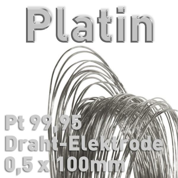 Platin-Drahtelektrode