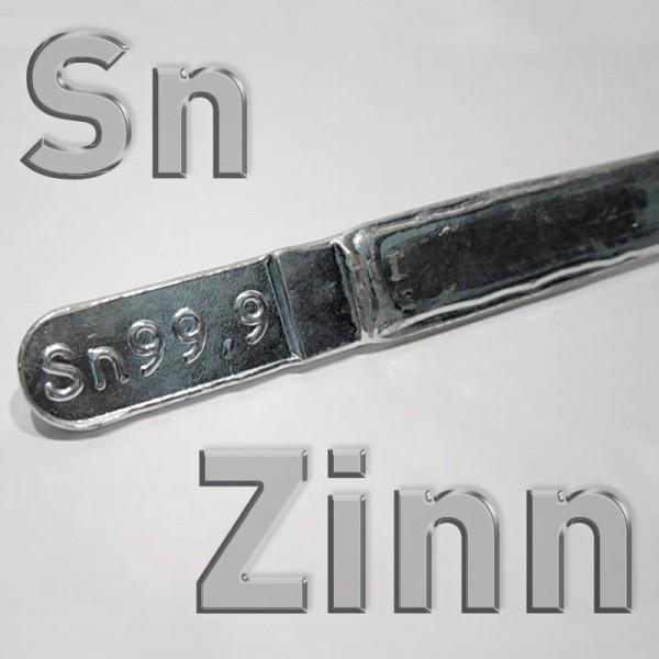 Zinn-Stangen