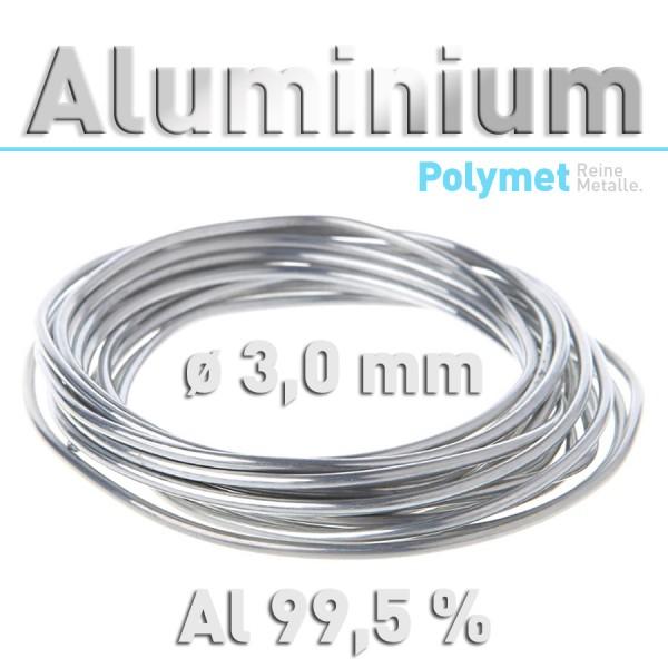 Aluminium-Drahtelektrode 3 mm