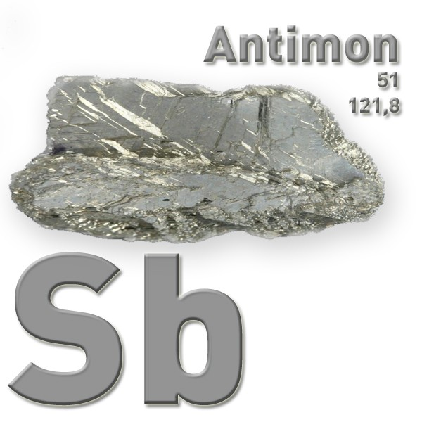 Antimon, 100 g