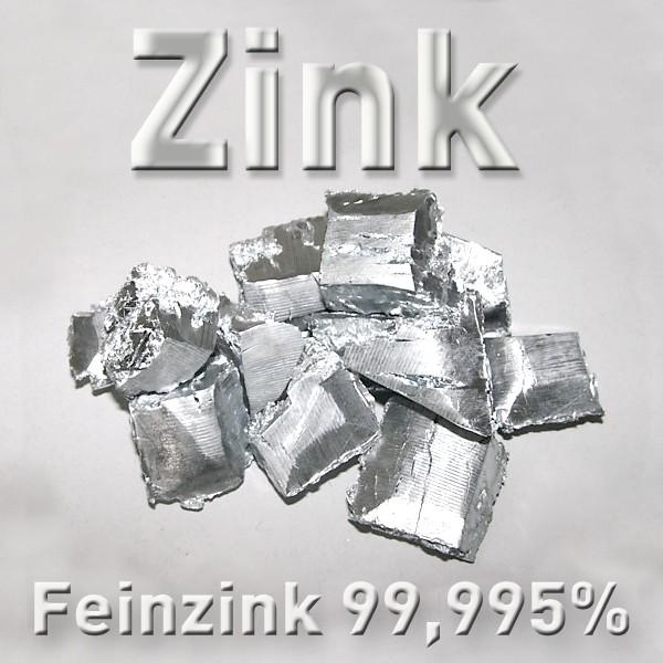 Zink-Würfel