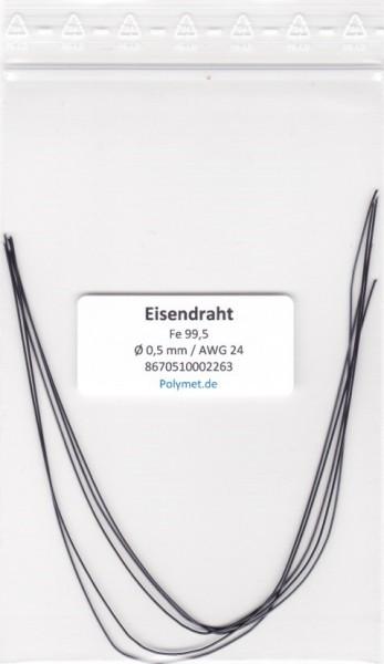 Eisen-Drahtelektrode