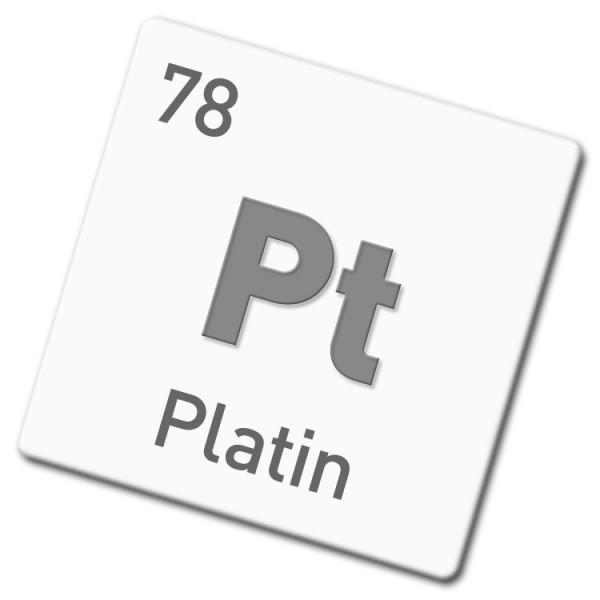 Platin-Elektrode 8 mm