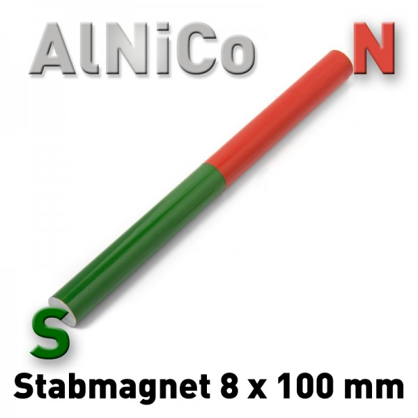 Stabmagnet 8 mm
