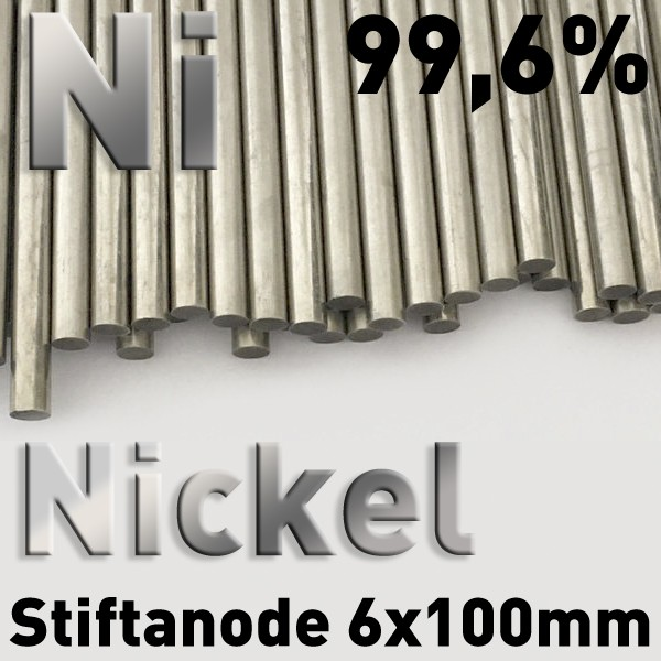 Nickel-Elektrode 6 mm