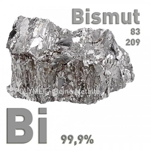 Bismut-Stück