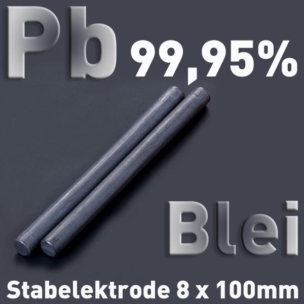 Blei-Elektrode 8 mm