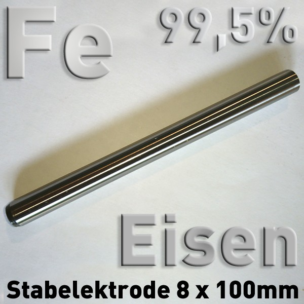 Eisen-Elektrode 8 mm