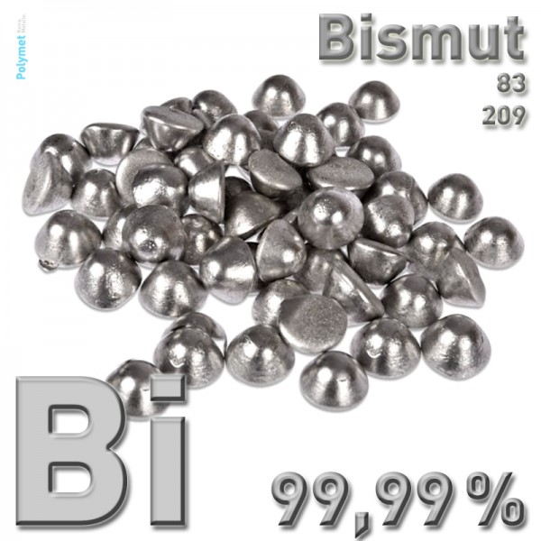 Bismut-Pellets